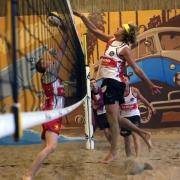 Elkor Sport #2 pludmales volejbola līgas 2.posms 26.10.2014.