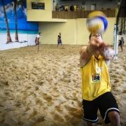 Elkor Sport pludmales volejbola līgas 11.posms 02.03.2014.