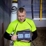 Elkor Sport pludmales volejbola līgas 12.posms 16.03.2014.
