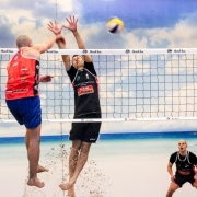 Elkor Sport pludmales volejbola līgas 7.posms 05.01.2014.