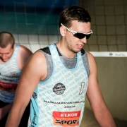 Elkor Sport pludmales volejbola līgas 8.posms 19.01.2014.