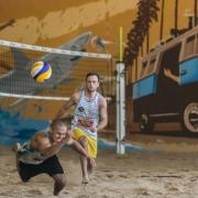 Elkor Sport pludmales volejbola līgas mazais fināls 26.04.2014.